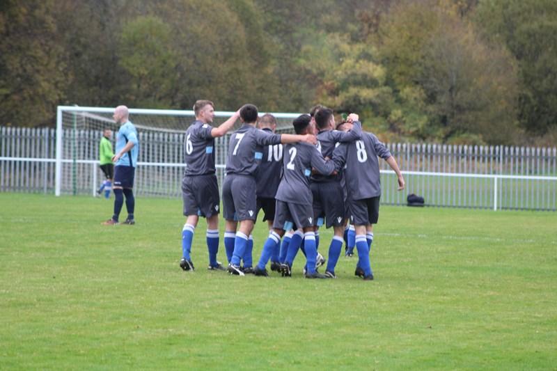 Penycae V Cefn Albion Cefn Albion Football Club