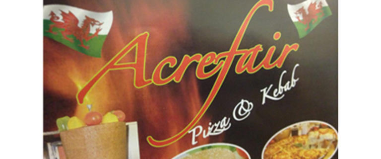 Acrefair Keebab Shop